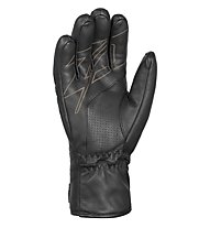 Zanier Obertauern - guanti da sci - uomo, Black