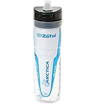 Zefal Artica Thermo - Trinkflasche, Grey/Blue