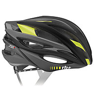rh+ ZW Bike - casco bici, Black/Yellow