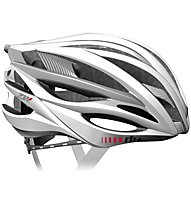rh+ ZW Bike - casco bici, White/Silver