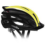 rh+ Z2in1Radhelm, Shiny Black/Matt Yellow