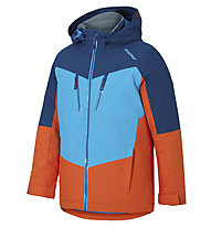 Ziener Afekt - Skijacke - Kinder, Orange/Blue