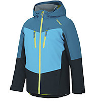 Ziener Afekt - Skijacke - Kinder, Black/Yellow