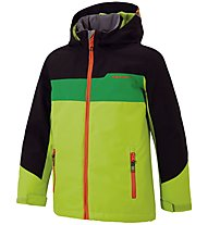 Ziener Afuro Kinder-Skijacke, Lime Green