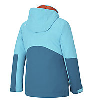 Ziener Amige - Skijacke - Kinder, Light Blue/Blue