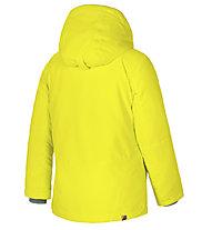 Ziener Anoski - giacca da sci - bambino, Green