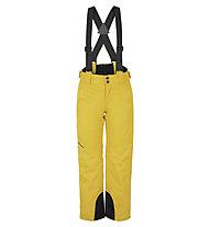 Ziener Arisu - pantaloni da sci - bambino, Yellow