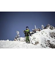 Ziener Arko - Skijacke - Kinder, Black/Green