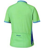 Ziener Caiwen - maglia bici - bambino, Green