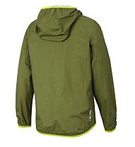 Ziener Chimba - giacca bici antipioggia - bambino, Green