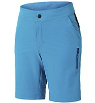 Ziener Congaree x function - pantaloni bici - bambino, Light Blue