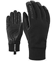 Ziener Guzinder - Fingerhandschuh Skitouren, Black