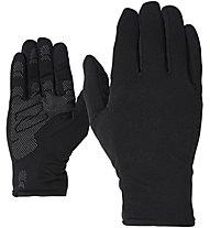 Ziener Innerprint Touch - Fingerhandschuh Skitouren - Herren, Black