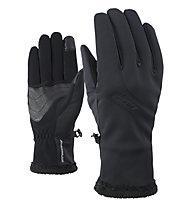 Ziener Inola GTX Inf Touch Lady - guanti da sci - donna, Black