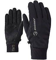Ziener Irios Touch - Fingerhandschuhe Skitouren - Herren, Black
