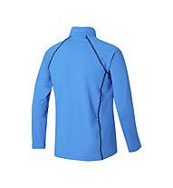 Ziener Jaldo langärmliges Ski-Shirt, Persian Blue