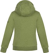 Ziener Jonne - Kapuzenpullover - Kinder, Green