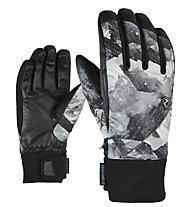 Ziener Krany AS - Skihandschuhe - Damen, Grey/White