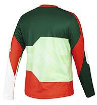 Ziener Nakeo - maglia bici a maniche lunghe - bambino, Green