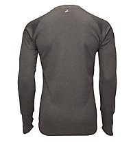 Zoot Microlite+ LS Shirt M, Black/Grey